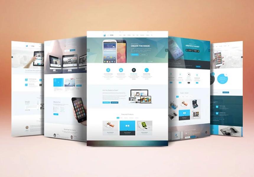 Jasa Pembuatan Website Perusahaan   jasa design di bogor ...